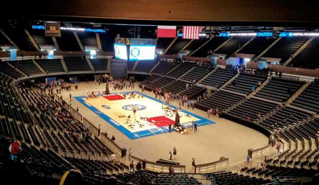 Honor Your Troops at the Nassau Veterans Memorial Coliseum